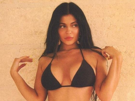 As melhores fotos de Kylie Jenner nas férias