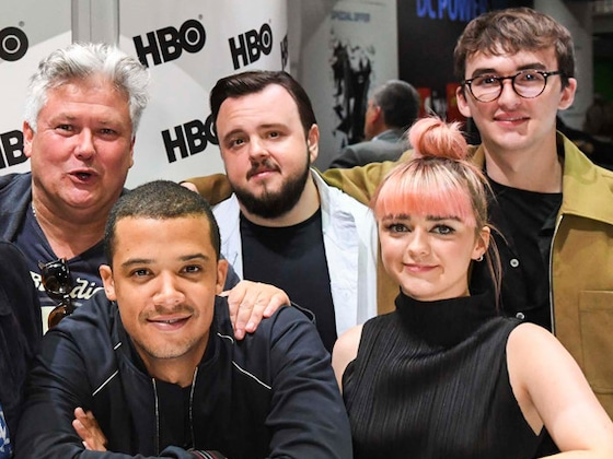<i>Game of Thrones</i> Stars Didn't Hold Back From Addressing Season 8 Hate at Comic-Con 2019