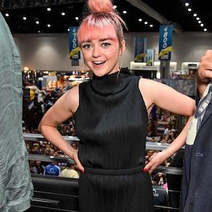 Maisie Williams, Comic-Con 2019