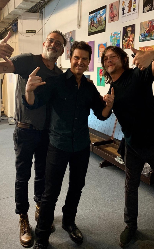 Tom Cruise, Comic-Con 2019