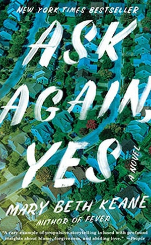 Ask Again Yes, The Tonight Show, Summer Reads