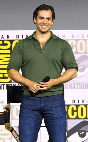 Henry Cavill, Comic-Con 2019