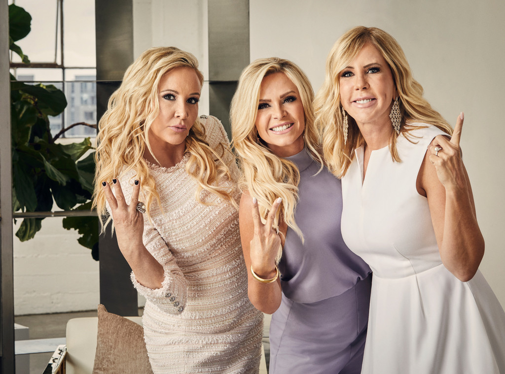 The Real Housewives of Orange County Recap: Italian Fight