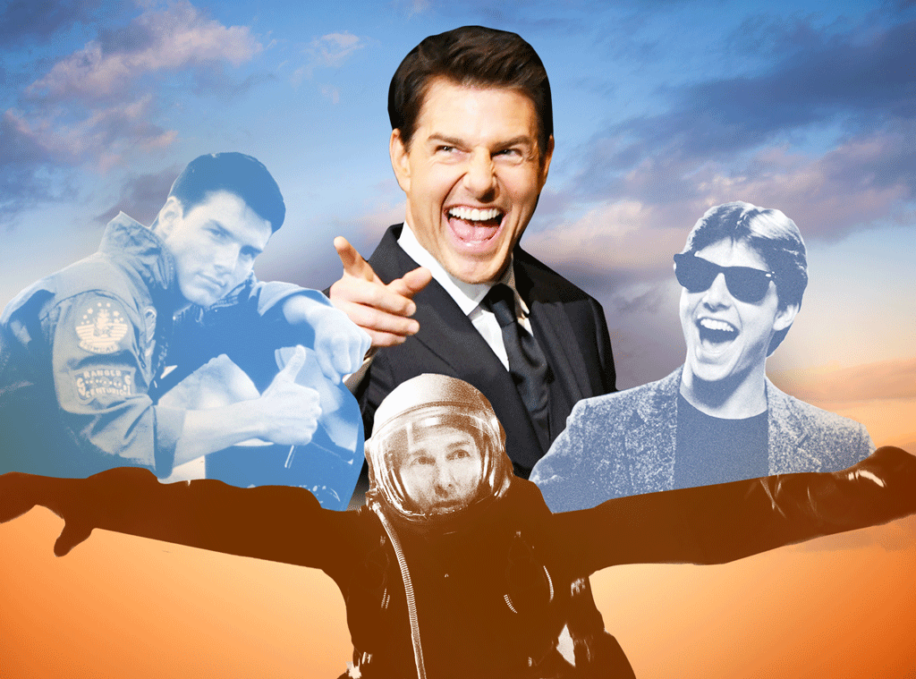 Tom Cruise, Birthday Feature