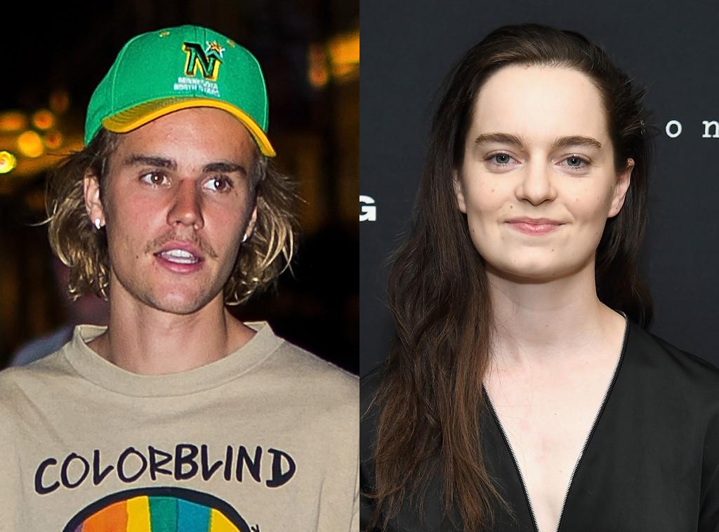 Justin Bieber, Emma Portner
