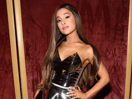 Ariana Grande Is the Definition of Glamour in Her First Givenchy Campaign Photos