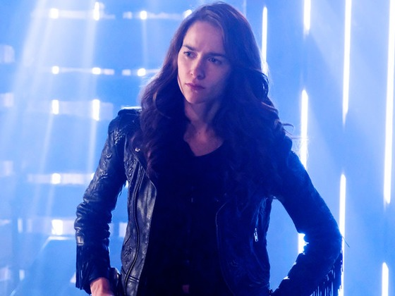 Melanie Scrofano Reveals What Really Surprised Her About <I>Wynonna Earp</i> Fans During Production Delay</I>