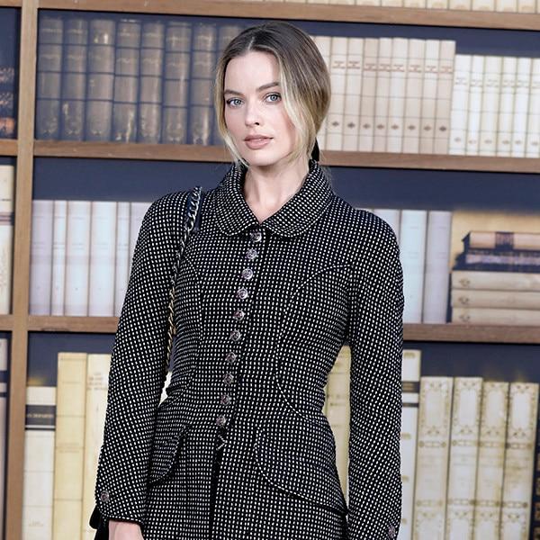 Margot Robbie, Paris Fashion Week