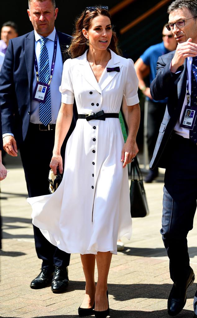 Kate Middleton, Wimbledon Championships