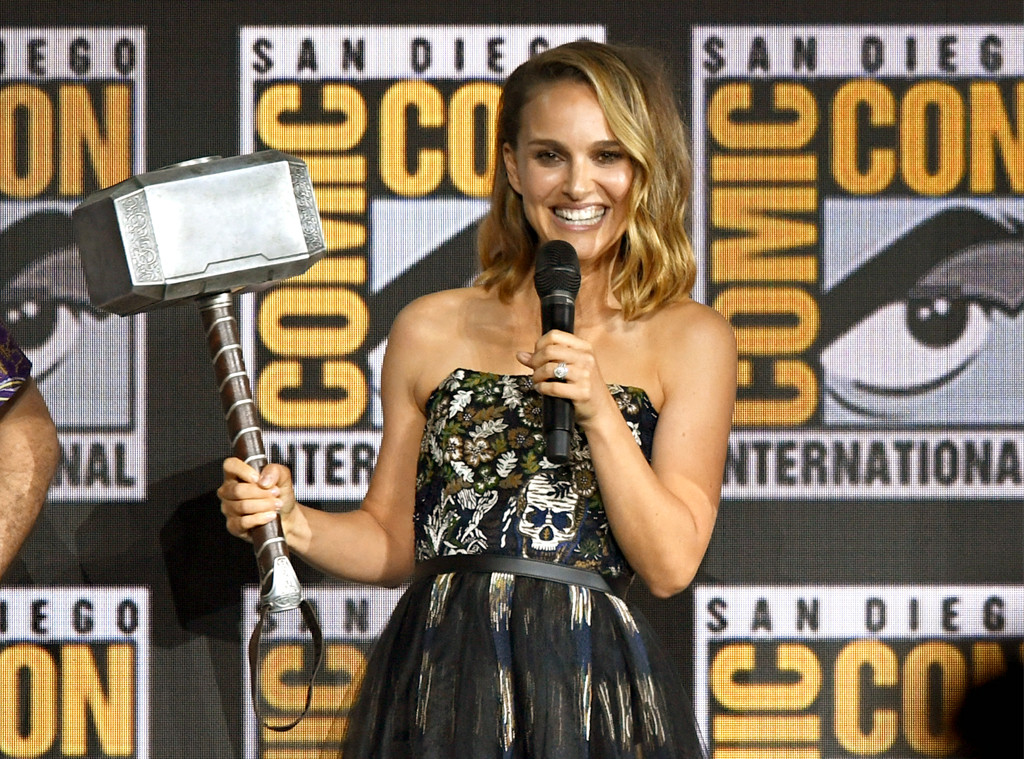 Natalie Portman, Comic-Con 2019