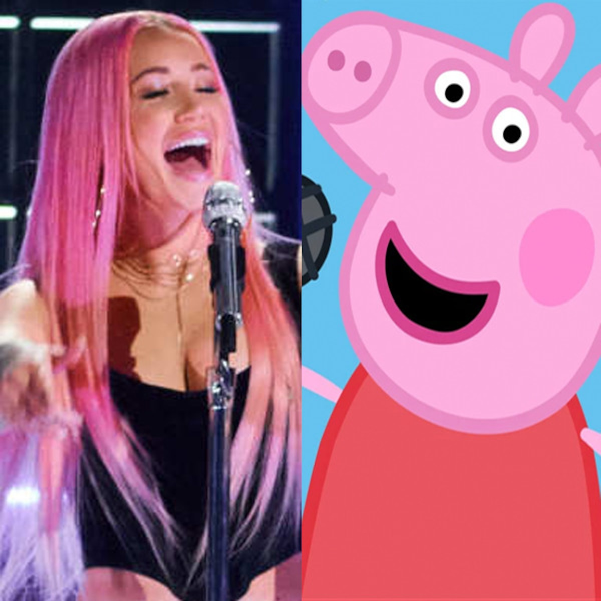 Iggy Azalea Addresses Hilarious Peppa Pig Feud