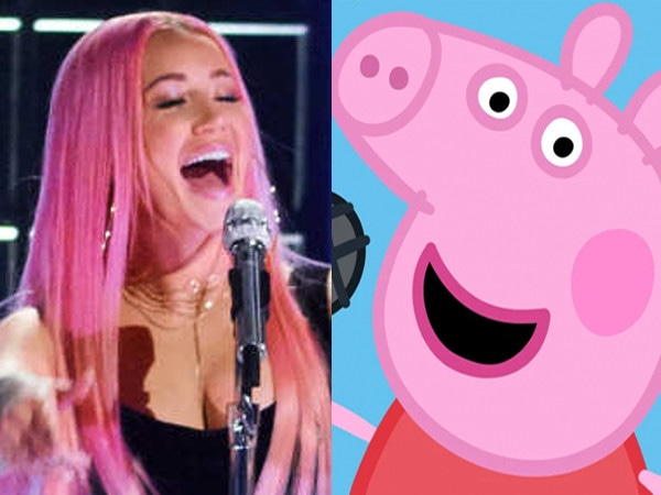 "Iggy Azalea Addresses Hilarious Peppa Pig ""Feud"""
