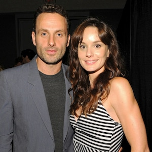 Andrew Lincoln, Sarah Wayne Callies, The Walking Dead, Comic-Con 2010