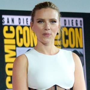 Comic-Con 2019, Scarlett Johansson