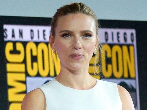 Scarlett Johansson Talks <i>Black Widow</i> Film and Angelina Jolie and Other Woman Joining MCU