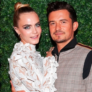 Comic-Con 2019, Party, Orlando Bloom, Cara Delevingne