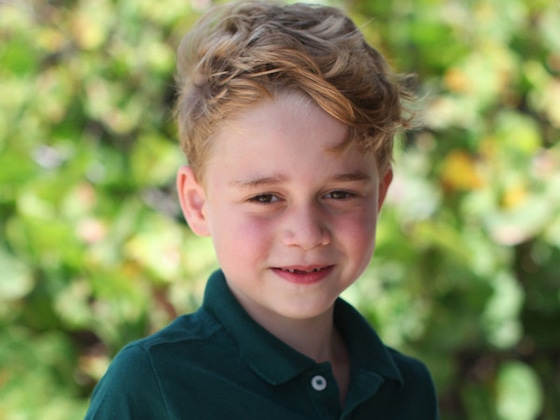Prince George Adorably Shows Off His Missing Tooth in 6th Birthday Photos