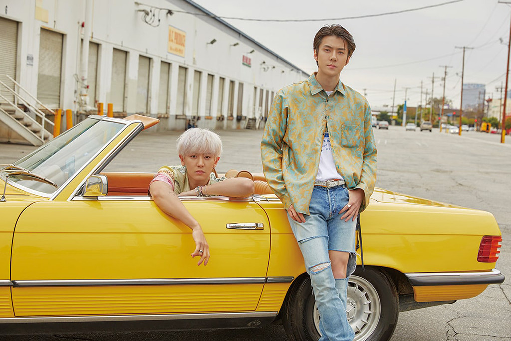 Sehun and Chanyeol Debut New Music Video What A Life As EXO
