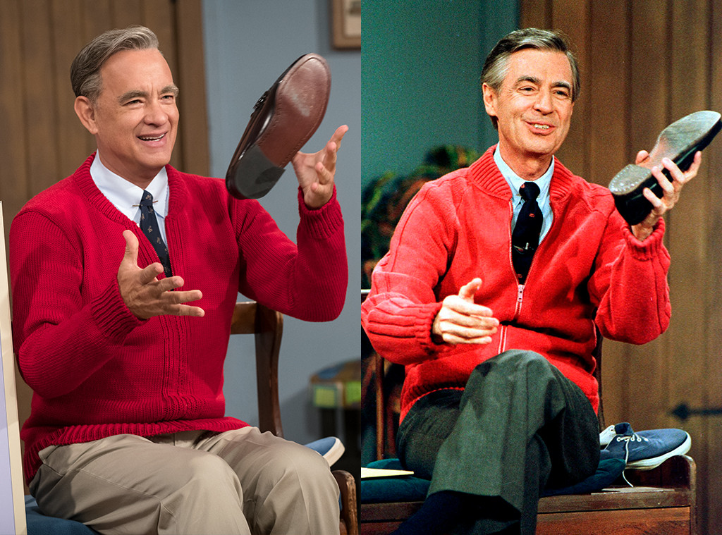 Tom Hanks Will Warm Your Heart As Mister Rogers In A Beautiful Day In The Neighborhood Trailer E Online
