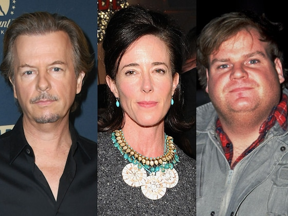 David Spade Opens Up About the Tragic Deaths of Kate Spade and Chris Farley