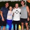 Harley Pasternak, Simone de la RUe, Gunnar Peterson, Luke Milton