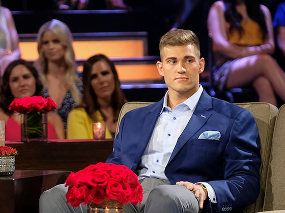 <i>The Bachelorette</i>'s Luke Parker Shows Back Up, Leaves Again, Then Gets Taken Down on <i>Men Tell All</i>