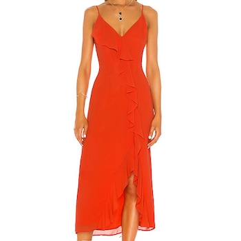 E-comm: Shaycation x Revolve - Grace Midi Dress