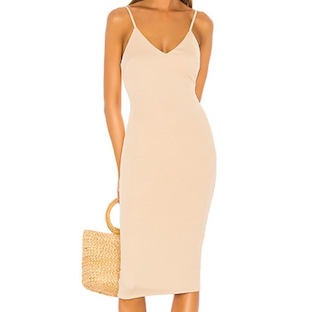 E-comm: Shaycation x Revolve - Violeta Midi Dress