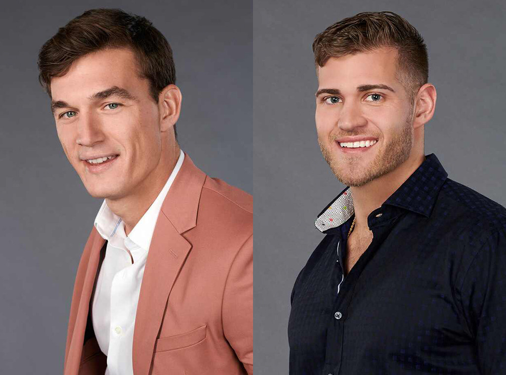 Tyler Cameron, Luke Parker, The Bachelorette