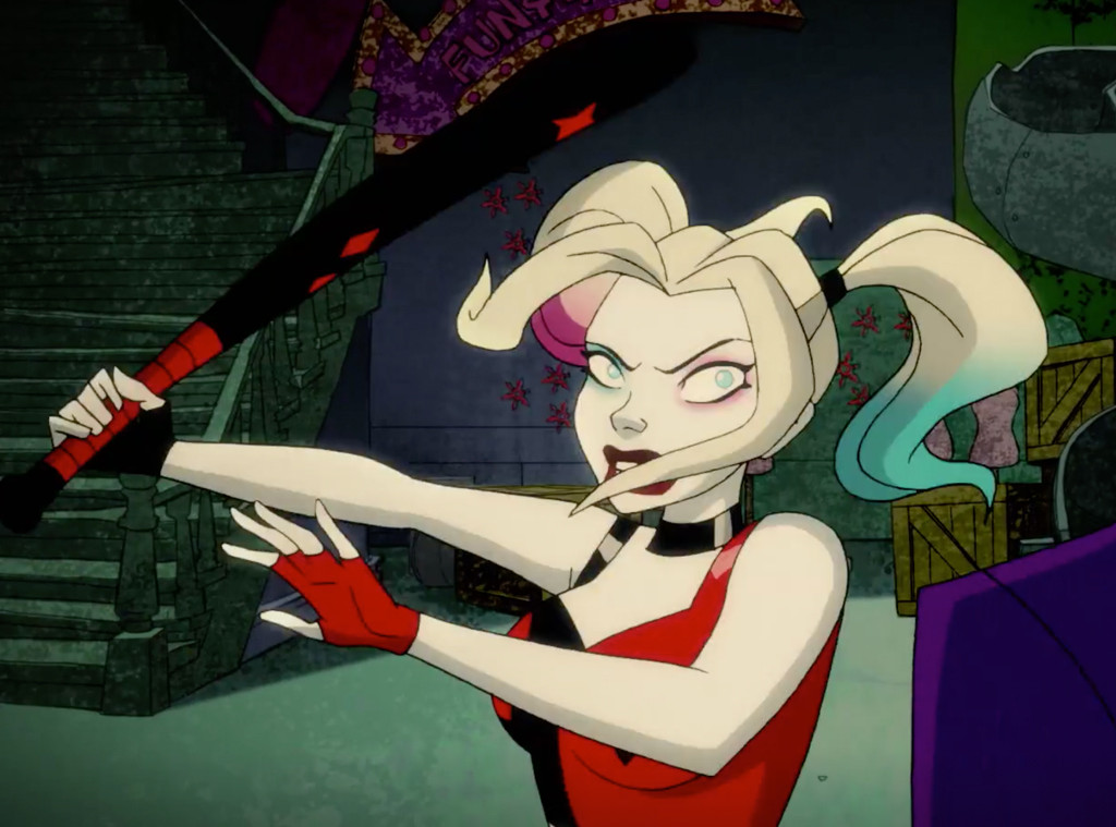 Harley Quinn, Kaley Cuoco