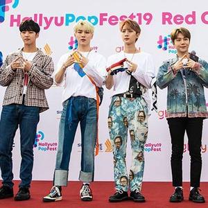 Pentagon, HallyuPopFest 2019
