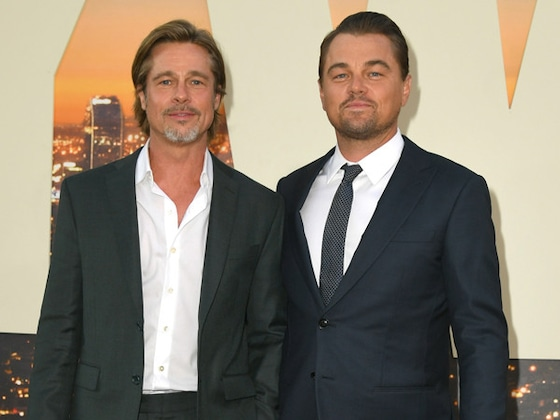 What Leonardo DiCaprio Learned About Brad Pitt From Filming <i>Once Upon a Time in Hollywood</i>