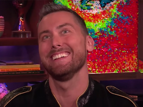 "Lance Bass Recalls Joining the ""Mile High Club"" and Coming Out to Britney Spears"