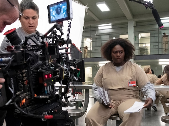 Go Behind the Scenes of <i>Orange Is the New Black</i>'s Final Season and Try Not to Cry
