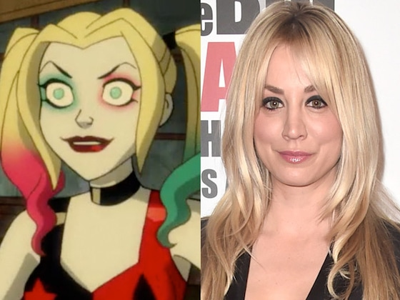Why DC Universe's Raunchy <i>Harley Quinn</i> Was Kaley Cuoco's Next Move After <i>The Big Bang Theory</i>