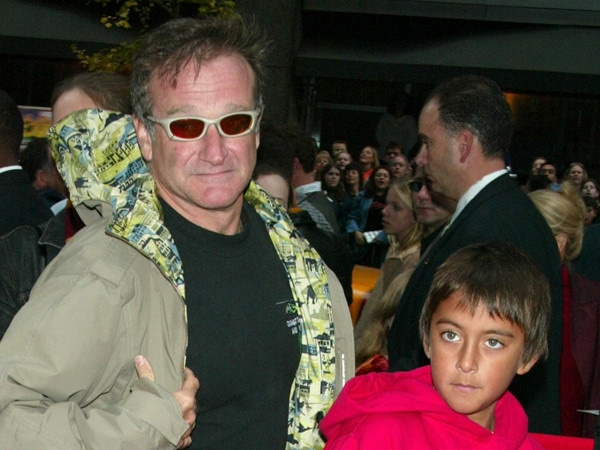 Robin Williams' Youngest Son Ties the Knot on Late Father's Birthday