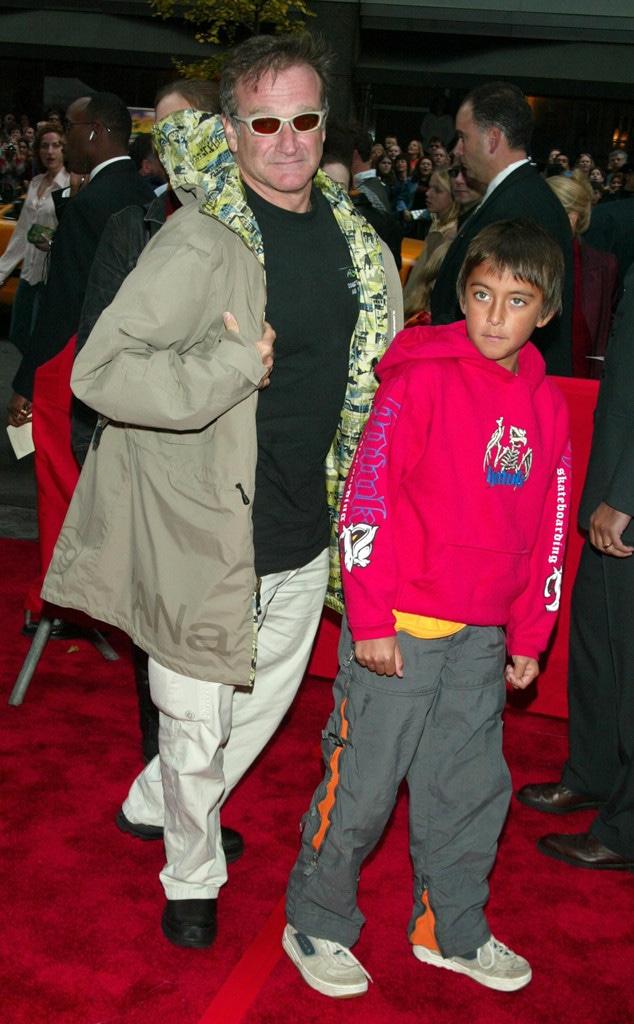 Robin Williams, Cody Williams