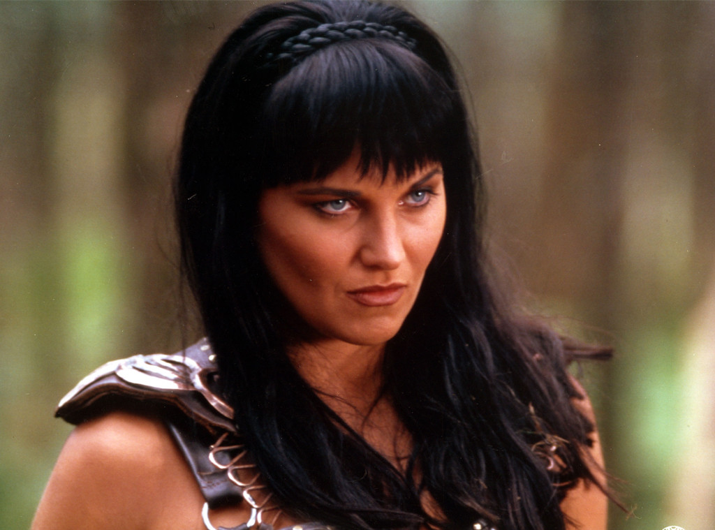 Xena: Warrior Princess, Lucy Lawless