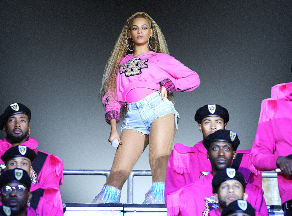 Beyonce, Homecoming, 2018 Coachella