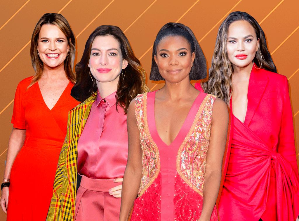 Infertility Feature, Savannah Guthrie, Anne Hathaway, Gabrielle Union, Chrissy Teigen