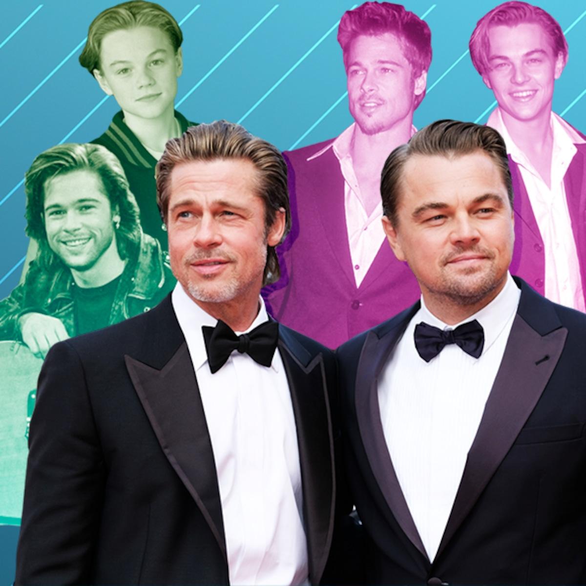 Leonardo Dicaprio Young : Look Back At Young Leonardo ...