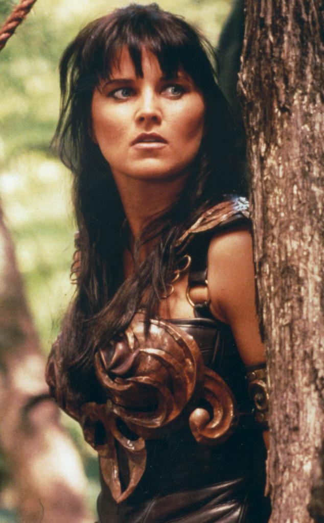 Xena: Warrior Princess, Lucy Lawless