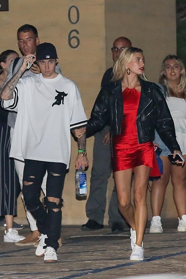 Celebrity News: Justin Bieber, Hailey Baldwin