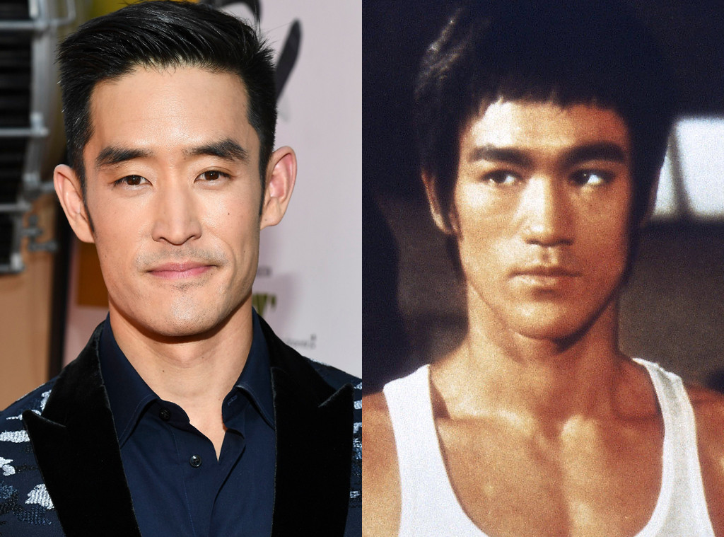Once Upon a Time in Hollywood - Mike Moh/Bruce Lee