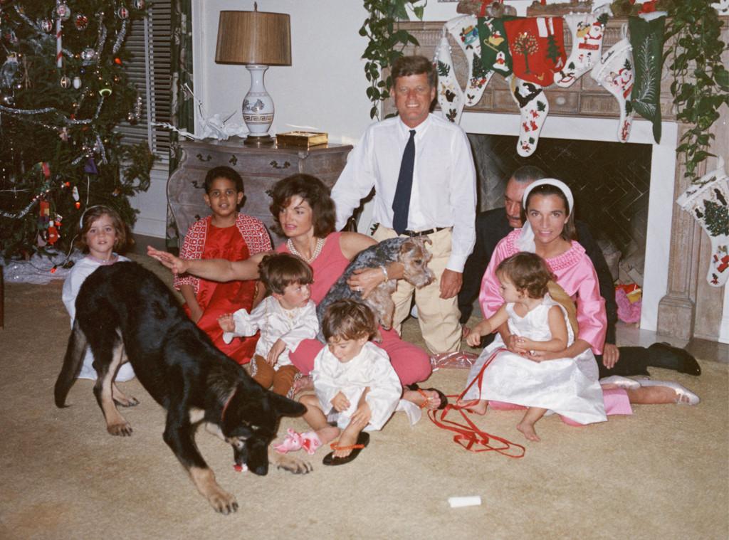 John F. Kennedy, John F. Kennedy Jr. Jacqueline Kennedy, Family