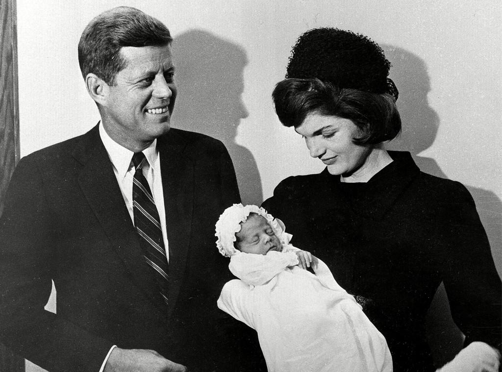 John F. Kennedy Jr., Jacqueline Kennedy, John F. Kennedy, Famiglia