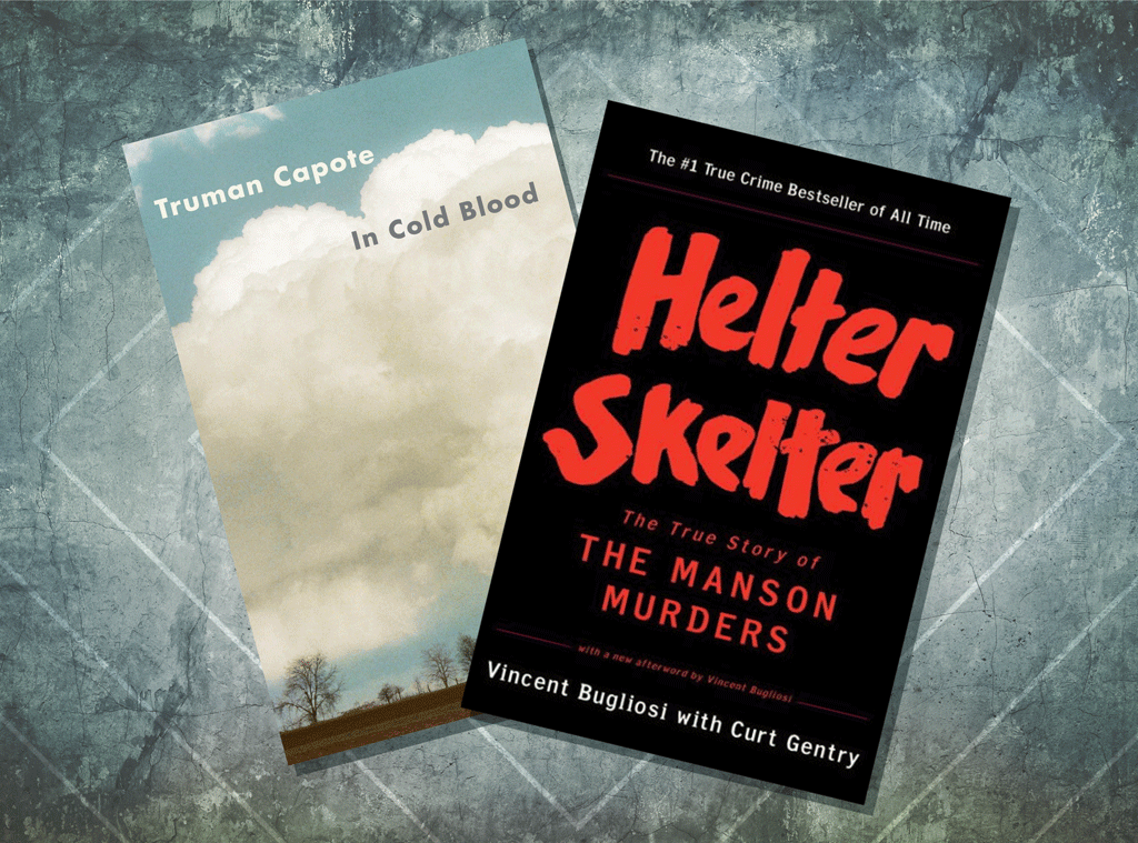 E-Comm: True Crime Books