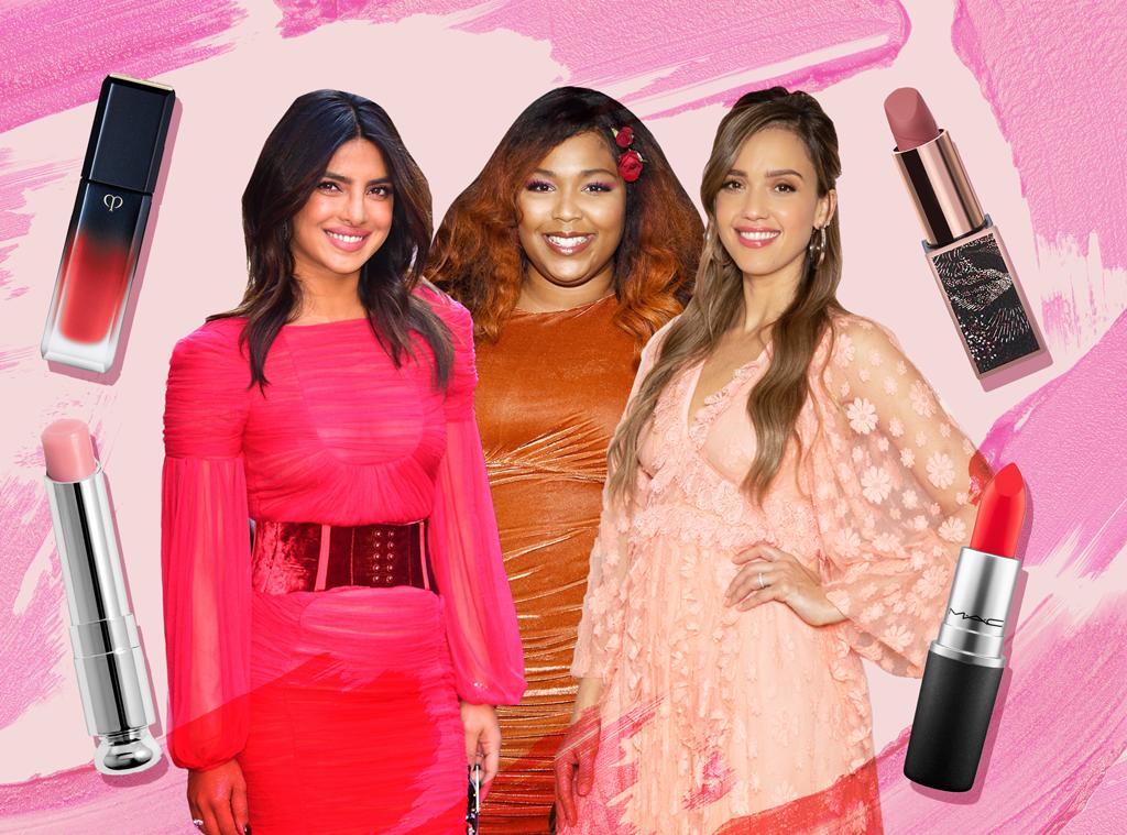 24 Lipsticks Celebrity Makeup Artists