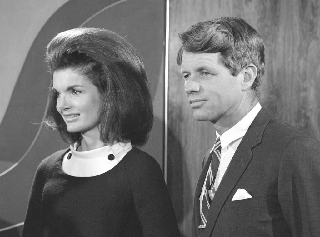 Robert F. Kennedy, Jacqueline Kennedy, Jackie Kennedy Onassis