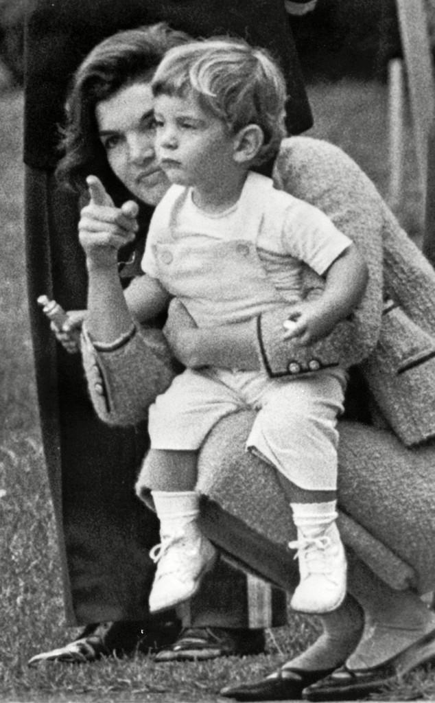 Inside Jacqueline Kennedy S Unique Bond With Son John F Kennedy Jr E Online,Christina El Moussa Wedding Ring With Tarek